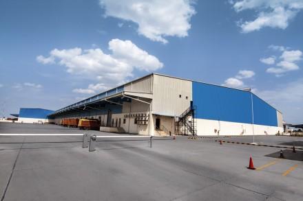 warehouse LEED building