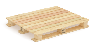 chemical treatment wooden pallet