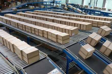 Returnable transit packaging