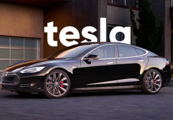 Tesla New Model