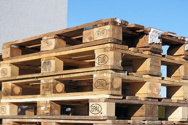Free euro pallets