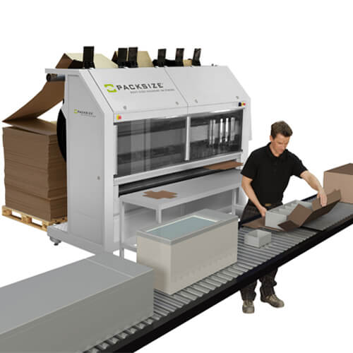 Sustainable Packaging System