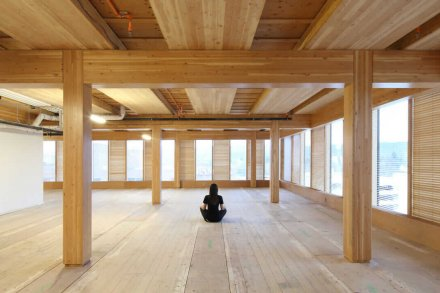 The Buzz About Mass Timber