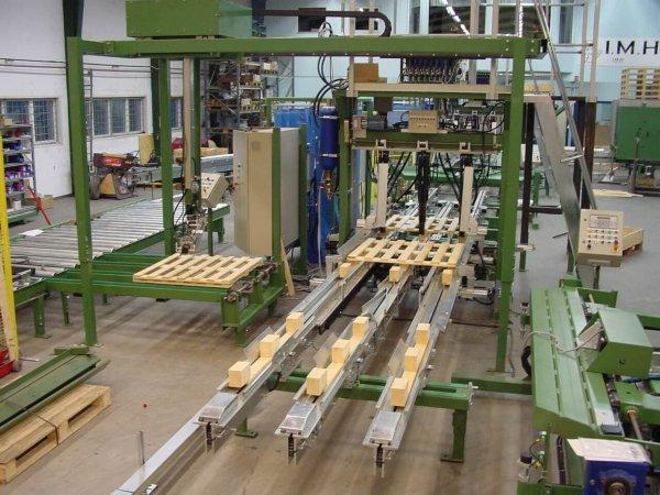 Pallet Production