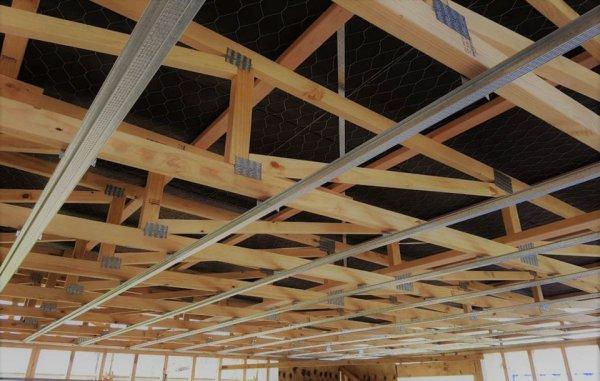 New Roof Battens