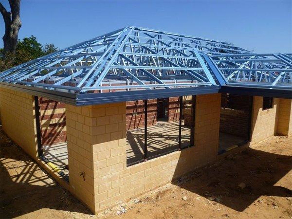 Roof Batten Example