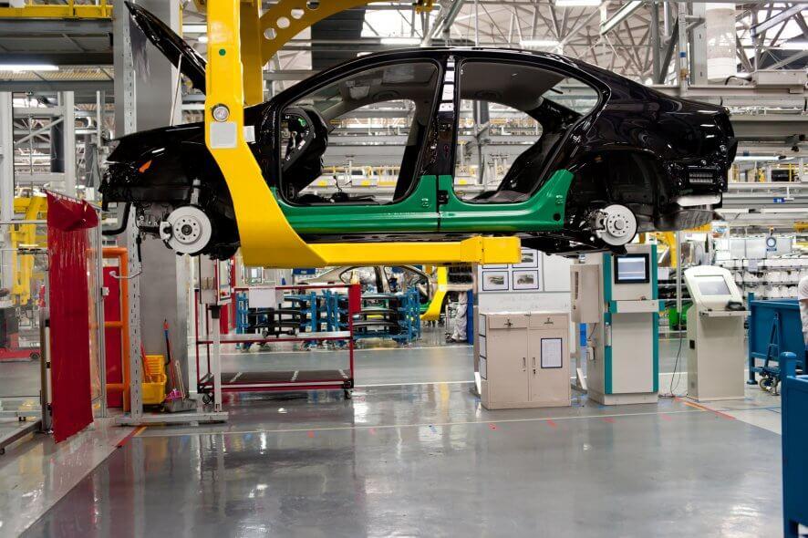 Automitove Supply Chain